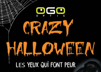 OGO OPTIC Crazy Halloween