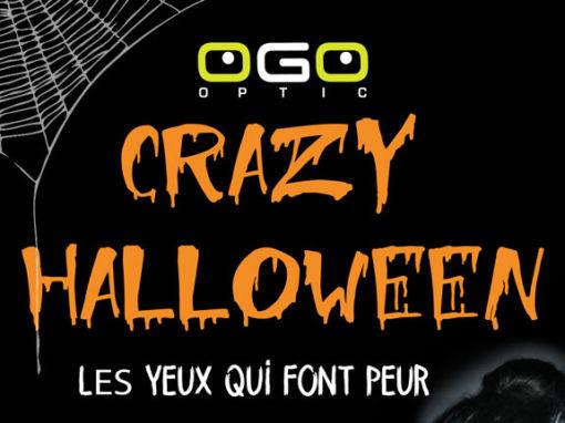 OGO OPTIC Crazy Halloween